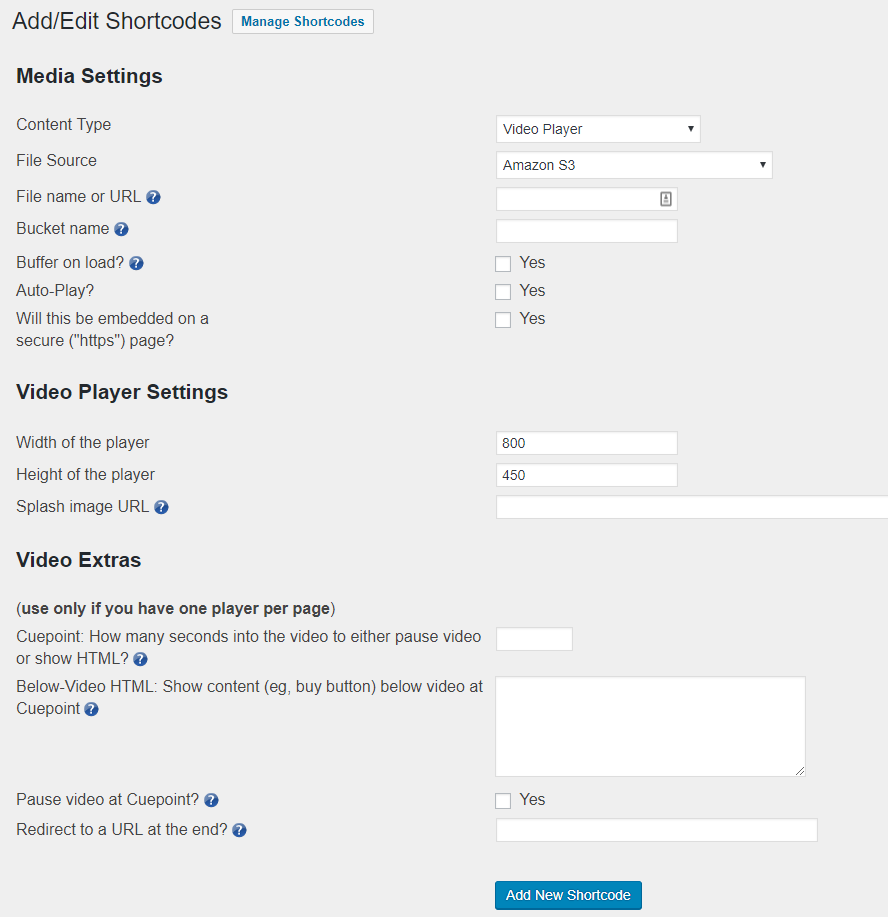 Amazon S3 WordPress Plugin that also integrates with